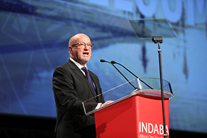 Opening address by Tourism Minister Derek Hanekom