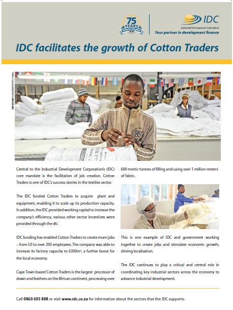 cotton trader