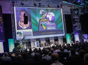 Mining world gathers in Cape Town