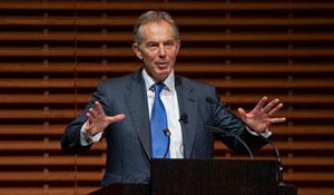 Tony Blair on Africa